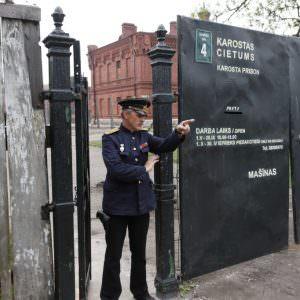 Karaosta-Military Port Prision Museum in Liepaja