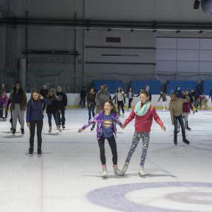OC Ventspils ledus halle