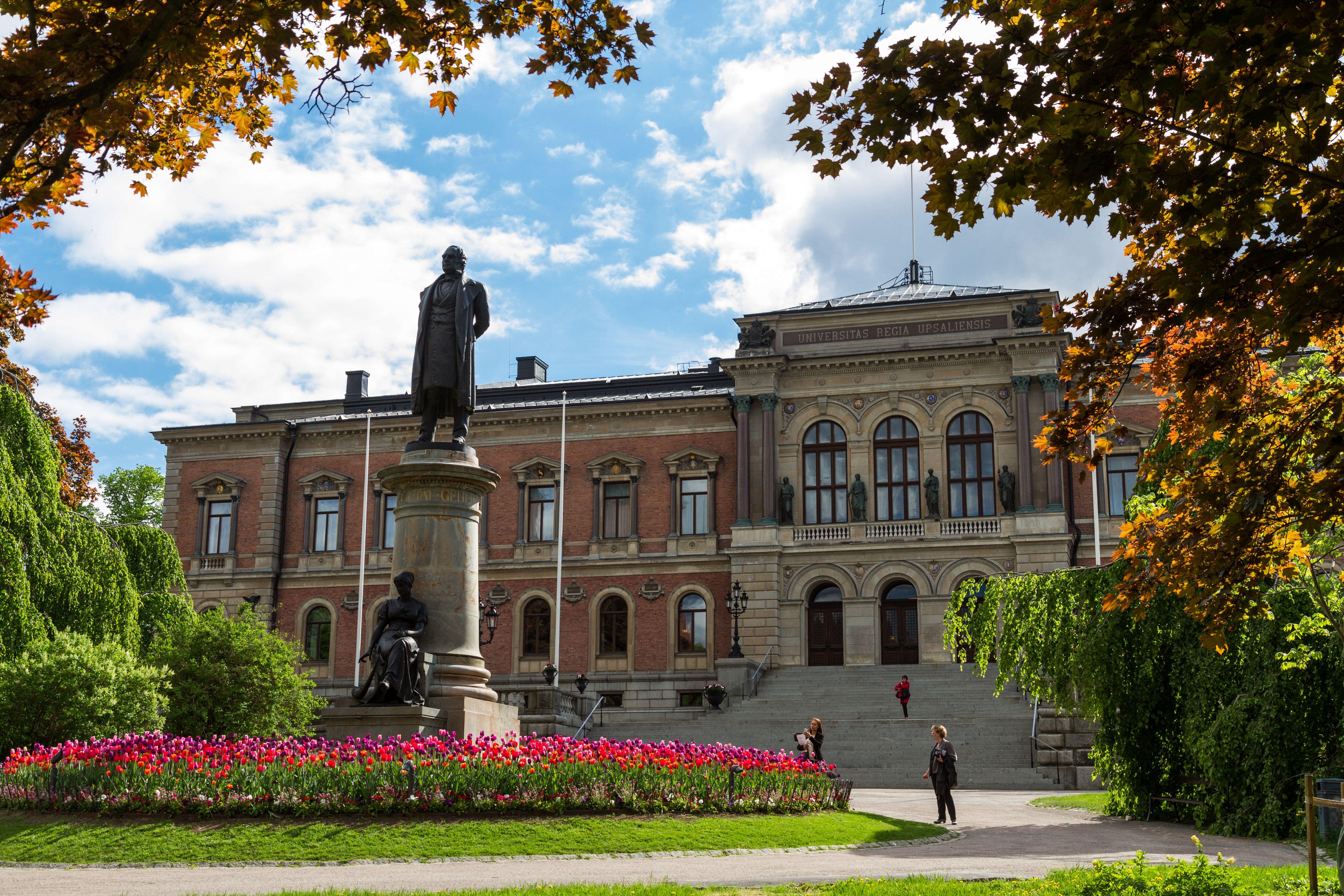 Uppsala, universitāte, studenti, Stokholma, Zviedrija, izglītība Zviedrijā, Upsāla