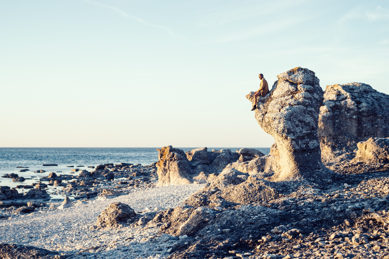 Gotland, Visby, monolites, Zviedrija, ceļojums