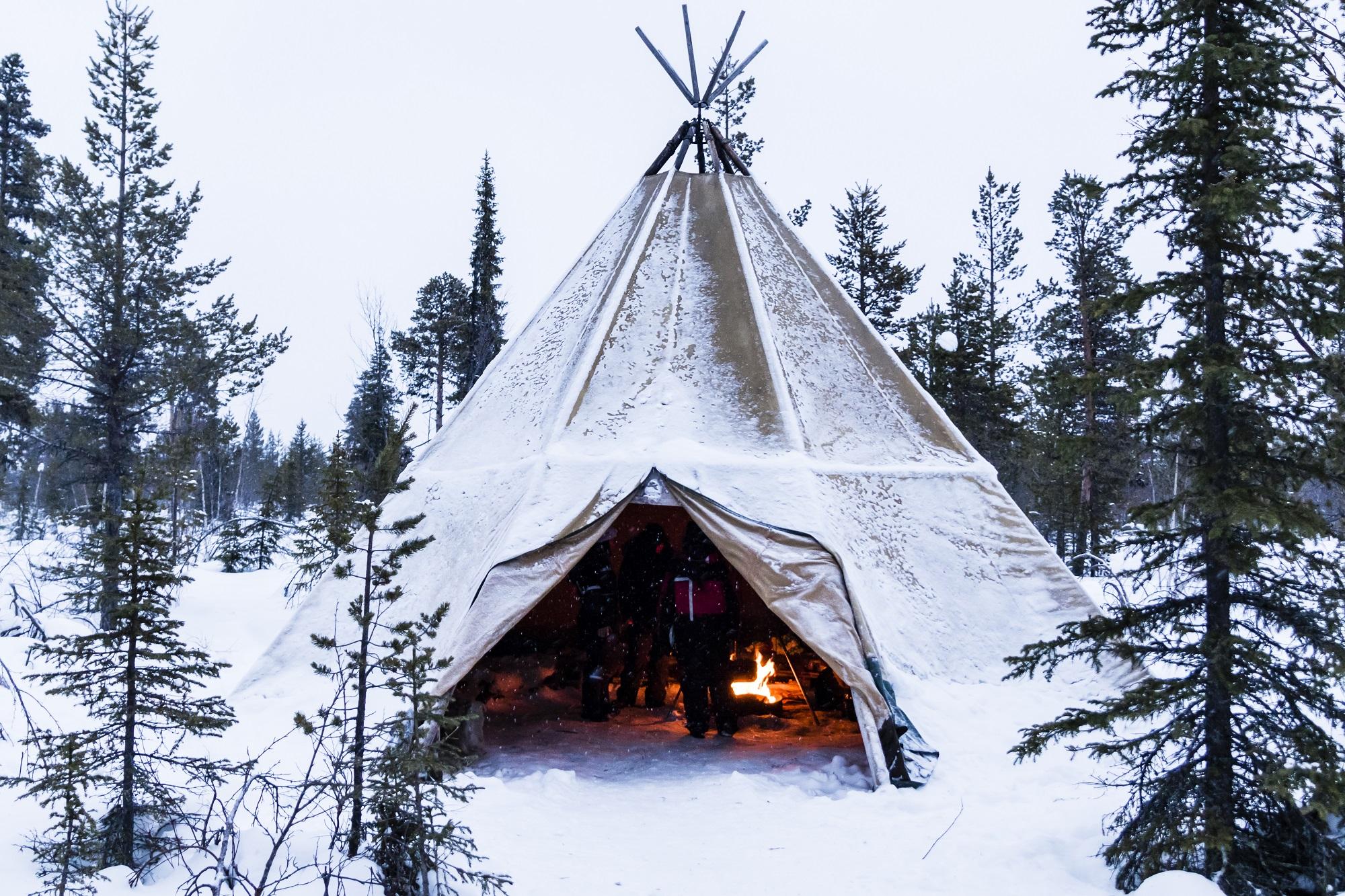 sāmi, sāmu telts, zviedrija, skandināvija, lapzeme, zviedrijas lapzeme, vigvams,
