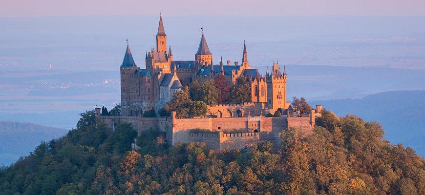 Walt Disney, Vācijas pils, Vācija, pasaku pils,